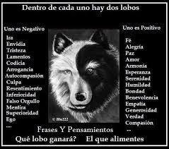 Resultado de imagen para lobos con frases bonitas