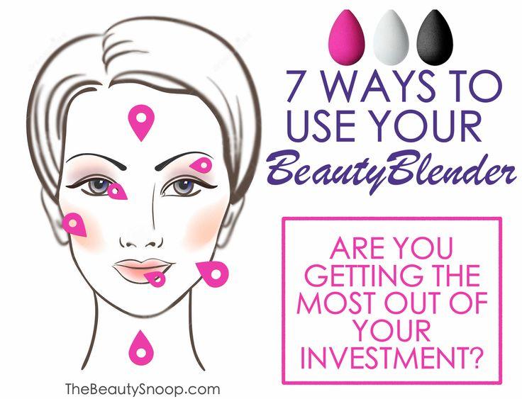 67 best images about tips tricks tools on pinterest beauty blender sponge eye pigment and. Black Bedroom Furniture Sets. Home Design Ideas