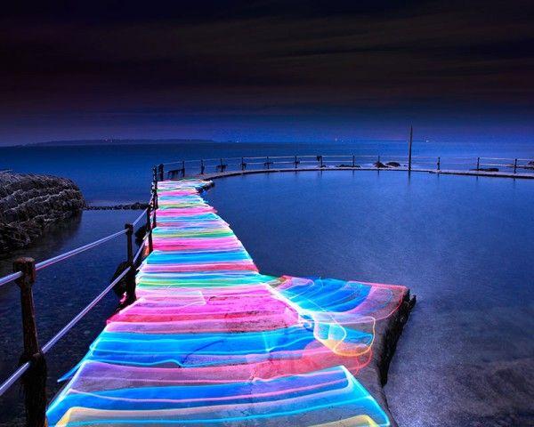 Rainbow road - David Gilliver