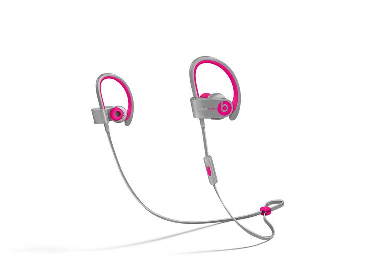 Powerbeats2 WirelessPowerbeats2 Wireless, Pink-Gray I know they're a bit pricey :/ but I would kill for some wireless headphones to workout with!