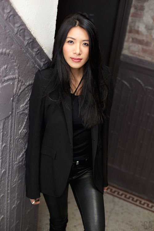 awesome style dossier may kwok dj street style photo form nyccurbappeal fashion blog