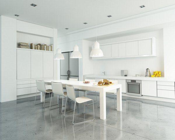 Kitchen Floor Design Zone Pictures