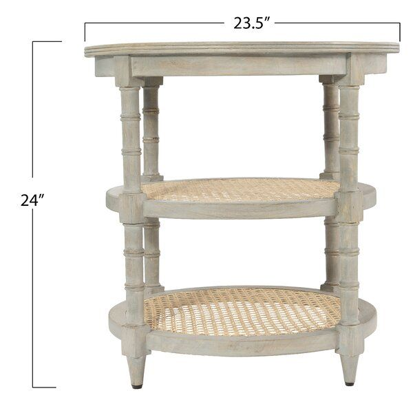 Belgrade End Table With Storage Console Table End Tables With Storage End Tables