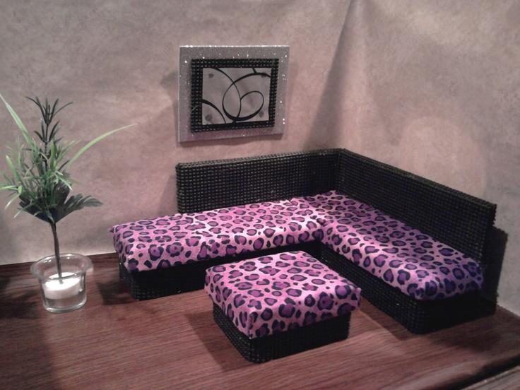 93 best barbie images on pinterest barbie diorama fashion dolls and barbie clothes. Black Bedroom Furniture Sets. Home Design Ideas