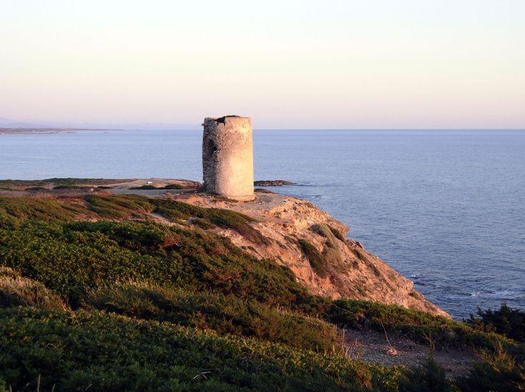 #Storia #Sardegna: San Vero Milis, la Torre Sa Mora