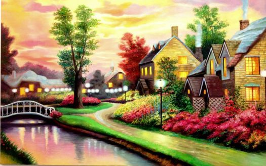 beautiful-village-wide-wallpaper-514876 (54 pieces)