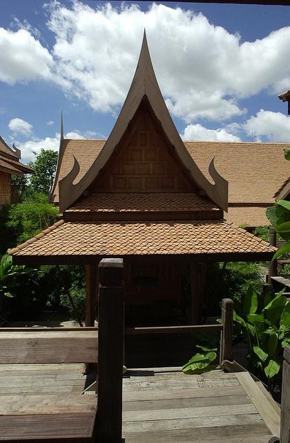 Thailand House Design: 8 Best Thai House Images On Pinterest