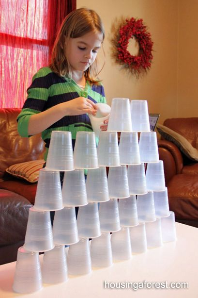21 best images about minute to win it on pinterest - Cups and kids ...