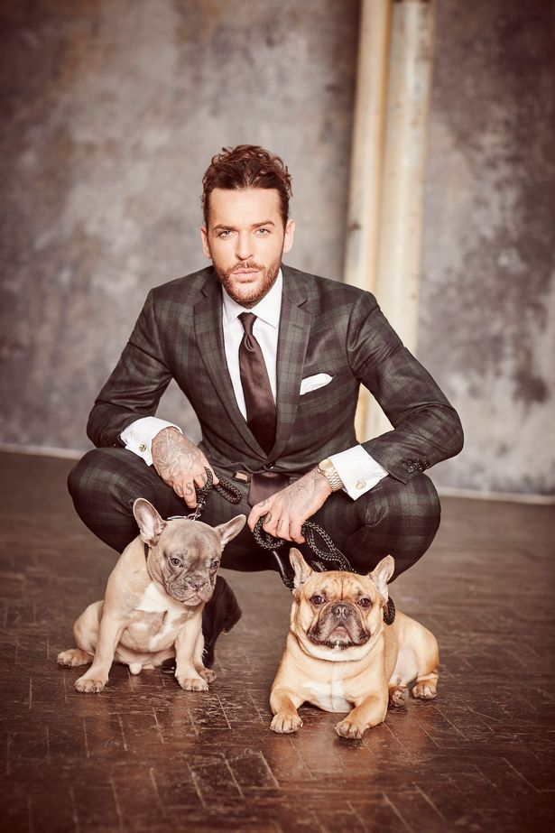 Celebrities and their dogs: From Ronan Keating's pooing pug to Pete Wick's protective pooches