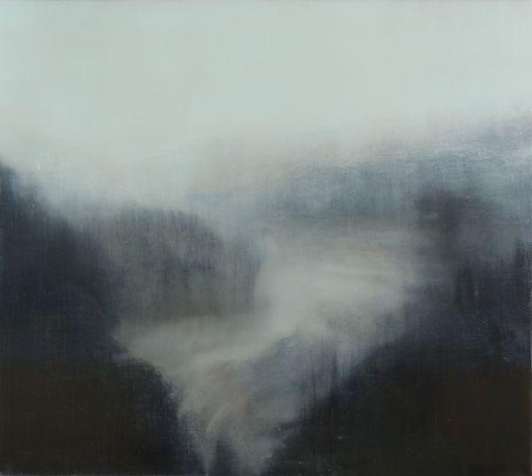 Untitledfeb18   oil on Canvas - Richard Whadcock