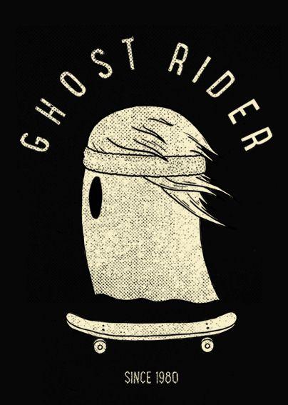 design Ghost rider