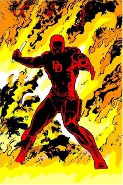 Daredevil, Born Again by Frank Miller. One of the best Daredevil comics