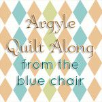 Argyle_button by from the blue chair