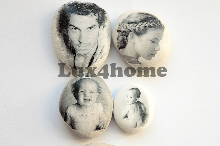 Stone portrait Lux4home™