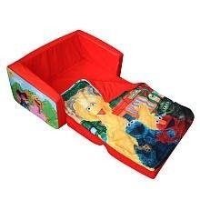 Cheap Sofas Elmo Flip Open Slumber Sofa Sofas Kids Kids Children Child