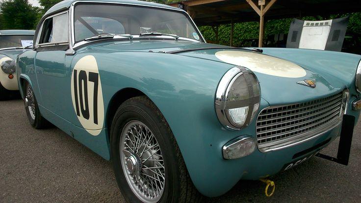 Racing A&H Sprite mk2