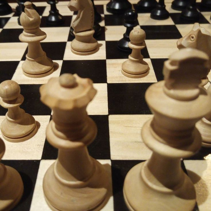 Another battle rages in #chess