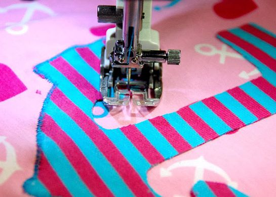 Nähschule: Applizieren | DIY LOVE