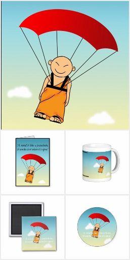 """""""A mind is like a parachute"""""""