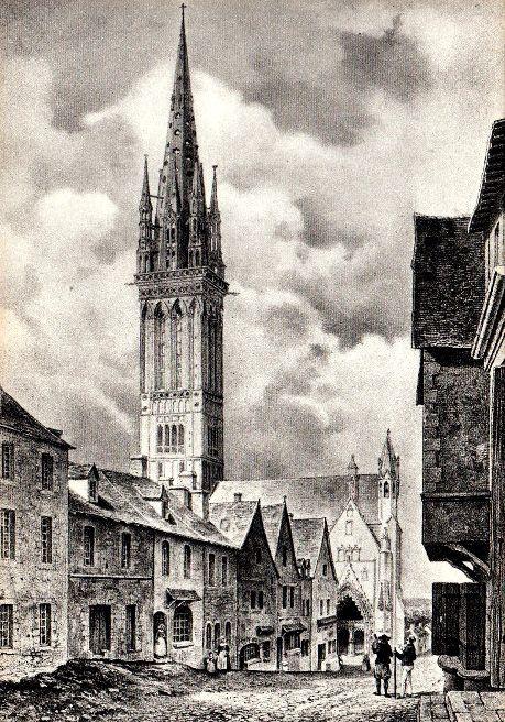 Ville de Saint-Pol-de-Léon (Bretagne)