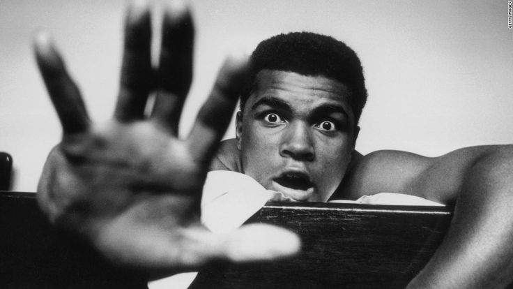 Muhammad Ali Awakened My Conscience