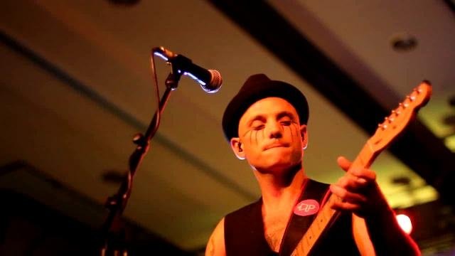 The Parlotones performing at Sunset Sessions 2012
