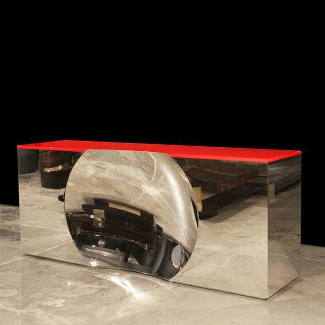 Möbel aus Treibholz strahlen einen rustikalen Charme aus \u2013 25 Ideen - designer mobel baumstammen