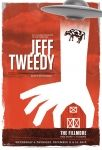 Poster: Jeff Tweedy Live at the Fillmore SF