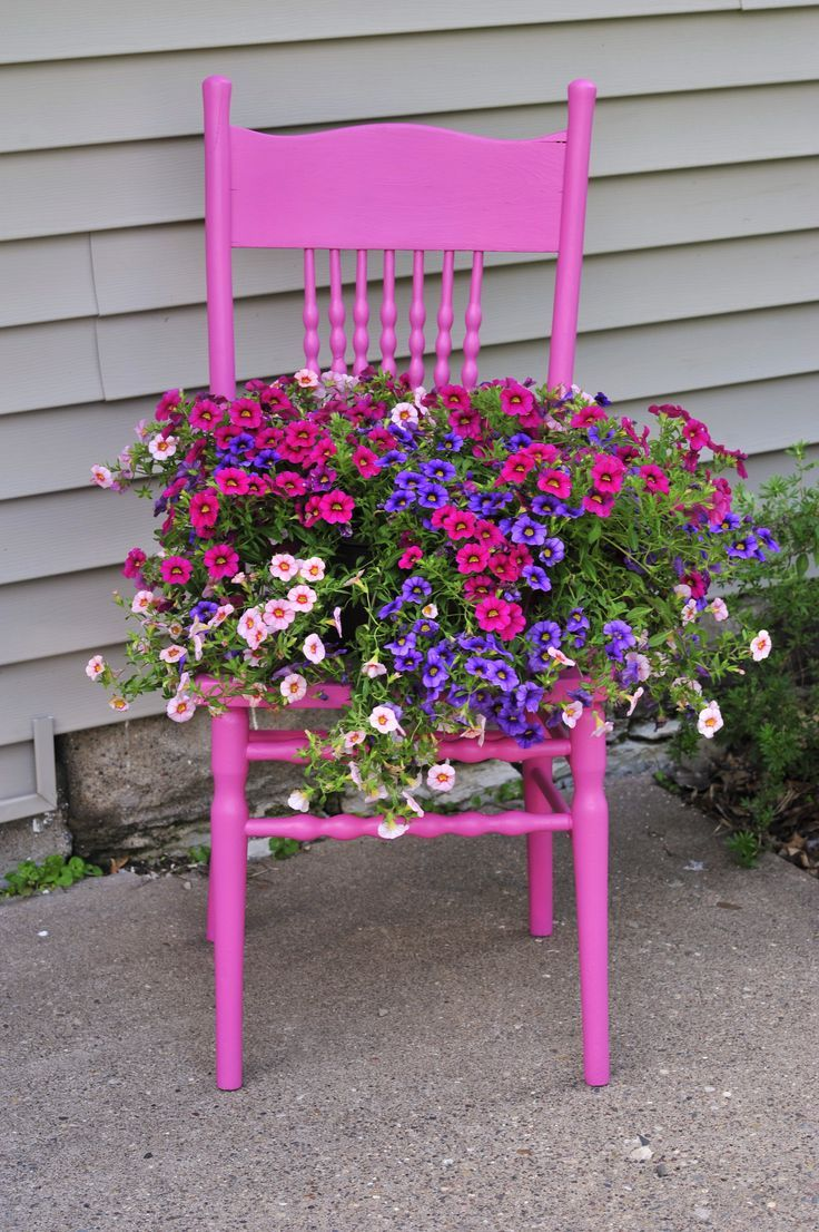 Hier sind Arten von Gartenstühlen, die Sie für d…