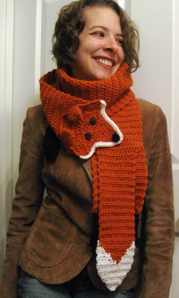 16 Best Fox Scarf Images On Pinterest Fox Scarf Scarfs And Fox