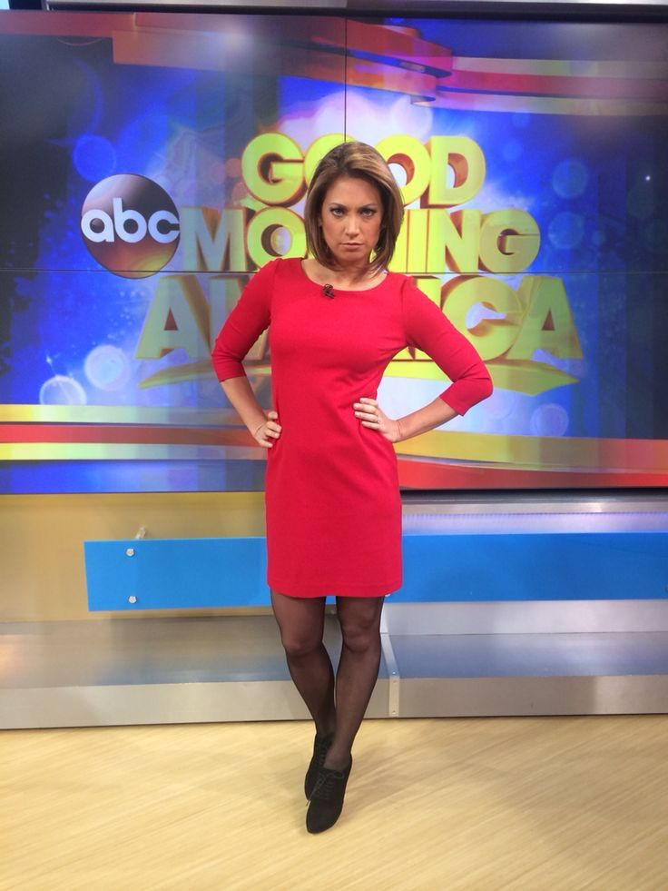 Good Morning America Sunday Edition : Ginger zee pinteres