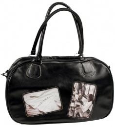 Вместительная сумка для коротких путешествий:) любителям путешествовать налегке
