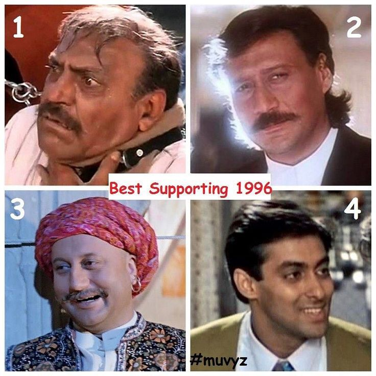 "1 Likes, 1 Comments - muvyz.com (@muvyz) on Instagram: ""#muvyz062417 #Best #Supporting #Actor 1996 #AmrishPuri #JackieShroff #AnupamKher #SalmanKhan…"""