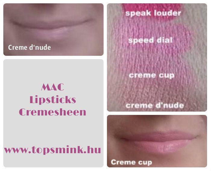 Minden, amit a Mac rúzsokról tudni szeretnél. Textúrák, színek... Olvasd el a blogon! www.topsmink.hu smink, Mac rúzs, Mac lipstick