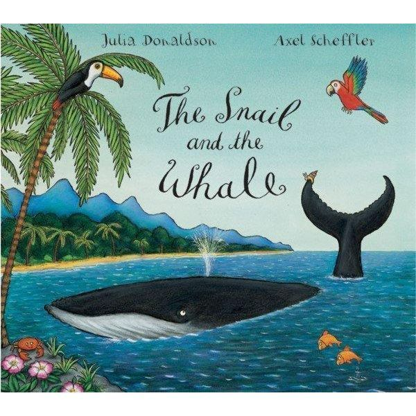 (own) The Snail and the Whale - Julia Donaldson