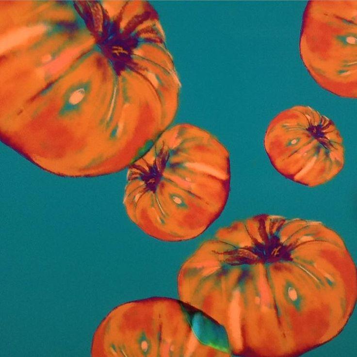SURFACE DESIGN — Estampa tomates