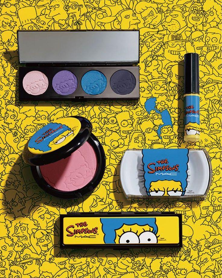Simpsons and MAC Colloboration