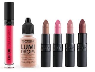 THE HAIR AND BEAUTY LOUNGE...: #GOSH COSMETICS UNVEILS SPRING LAUNCHES...