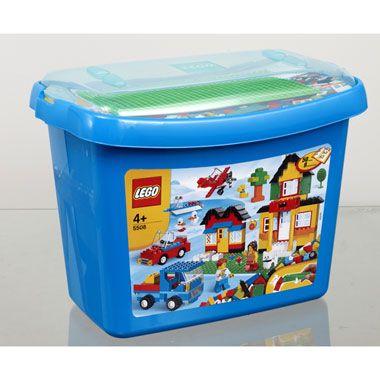 LEGO Deluxe Brick Box 5508 39.99