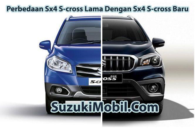Perbedaan Sx4 Scross Lama Dengan Sx4 Scross Baru Perbandingan versi lama sx4 scross dengan yang baru. Harga, spesifikasi dan perbedaan di lebih mewah