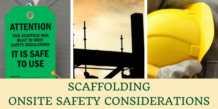 Onsite Safety Considerations: Scaffolding Vs Abseiling. #Scaffold #Scaffolding #Safety #Construction #Building