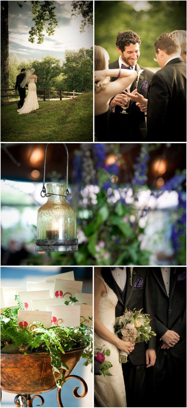 Garden Inspired Wedding by Woodward + Rick