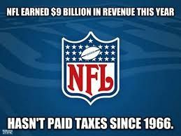 nfl tax exempt Time to Boycott NFL 1-29-15 DH