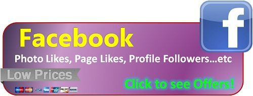 Buy Real Facebook Likes for your Business! http://likesplanet.com/promote.php?ref=TheWoodyWoodpecker17 http://likesplanet.com/addcomp4.php?fans