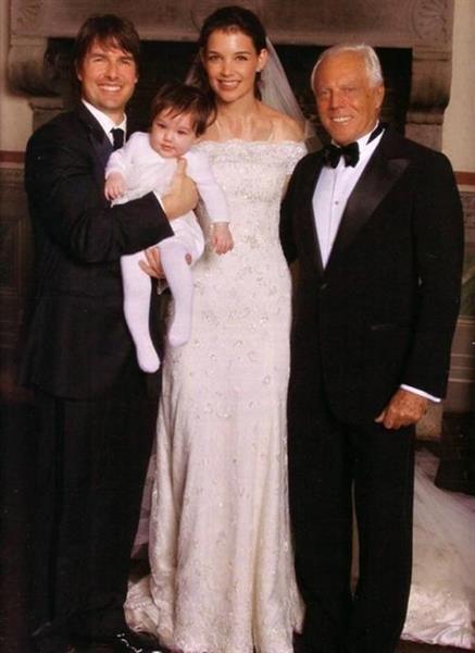 Платье кэти холмс свадьба