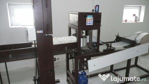 Utilaj fabricare,laminare role hartie celuloza,servetele har, 15.000 ron - Lajumate.ro