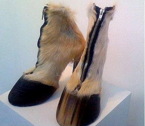 New womens shoes. WTF
