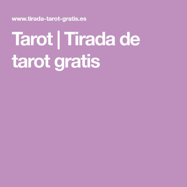 Tarot | Tirada de tarot gratis