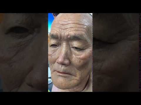 """Incredible Artificial Man """"Westworld"""" Silicone Mask - YouTube"""