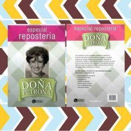 Categoría: Libros - Producto: Especial Reposteria - Doña Petrona - Envase: Unidad - Presentación: X Unid.